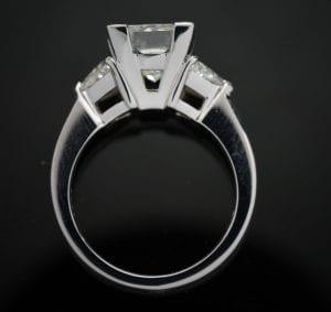 Charleston Diamond Engagement Ring